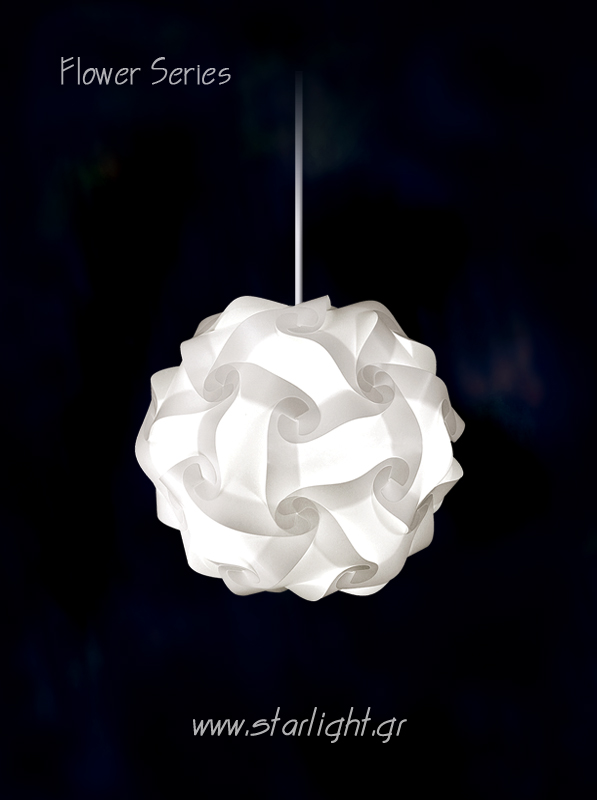 Modern Pendant Lamp Shade Flower Ball