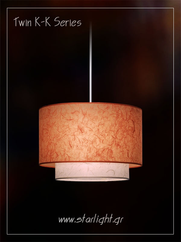 Pendant Light Fixture Twin KK